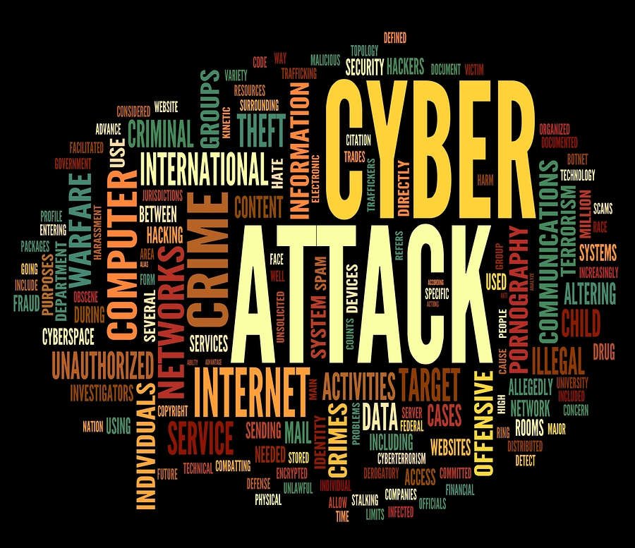 bigstock-Cyber-attack-concept-in-word-t-29231093