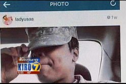 'Card popping' targeting military personnel
