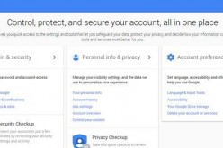 Google launches new privacy settings page to tighten its privacy controls