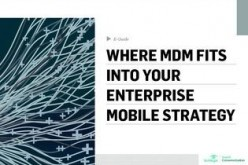 Where MDM Fits Into Your Enterprise Mobile Strategy