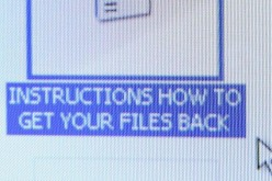Help, I've been hacked – have I lost all my files?