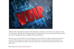 It's time to boost vo ip network security