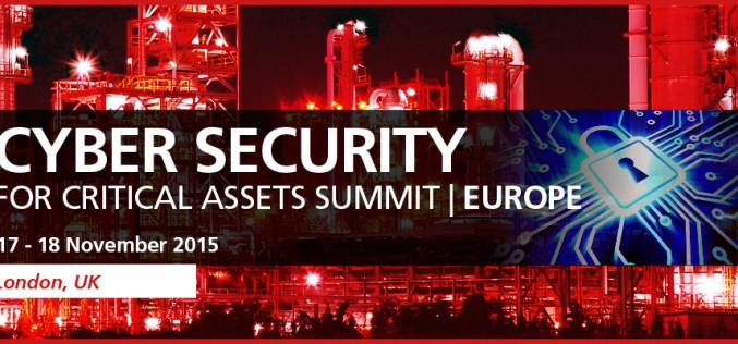 THE CYBER SECURITY PLACE PARTNERS FOR THE CYBER SECURITY FOR CRITICAL ASSETS EUROPE SUMMIT
