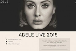 Adele Tickets Site Security Breach
