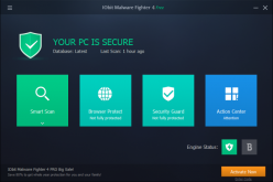 IObit Malware Fighter 4 arrives
