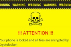 A new Android banking trojan is also ransomware