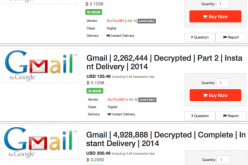 Over 20 million Gmail and 5 million Yahoo accounts available for sale on the Dark WebSecurity Affairs