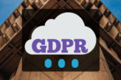 GDPR compliance: Identifying an organization's unique profile