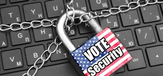 States Average a C- in Election Security
