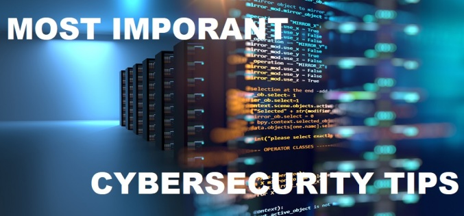 Stay Protected: 5 of the Most Important Cybersecurity Training Tips For Your Employees