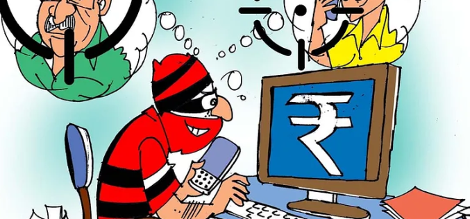 Indore: Cyber criminals targeting youth, senior citizens