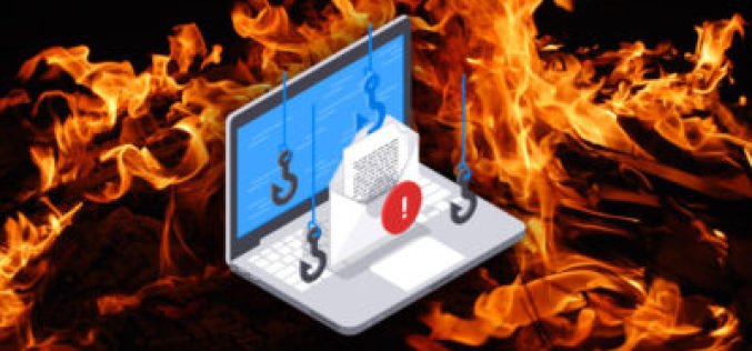 Phishing is a huge concern among security decision-makers and influencers